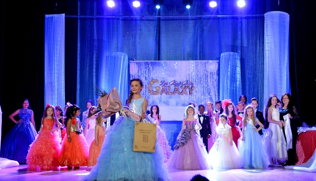 "Наследничка на Левски стана лице на община Банско на конкурса ""Little Miss & Mister Galaxy"" 2017"